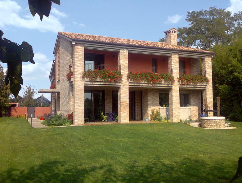 01 Studio Architetto Zanatta - Villa VZ - Villorba Treviso