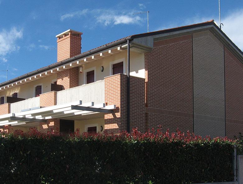 00 Studio Architetto Zanatta - Residence Cedro - Case a Schiera