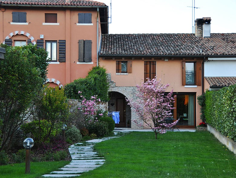 00 Studio Architetto Zanatta - Restauro Casa Singola CR2 - TREVISO