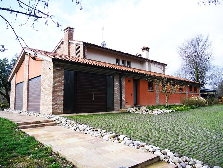 00 Studio Architetto Zanatta - Villa CG - Nervesa Treviso