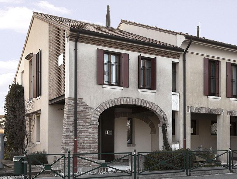 00 Studio Architettura Zanatta - la nostra sede - Villorba Via Trento 7