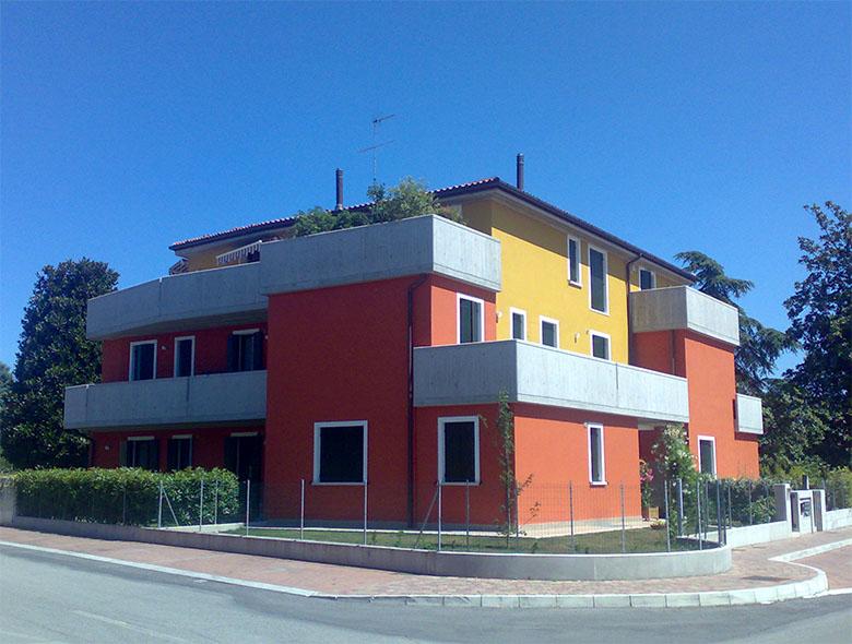 01 Studio Architetto Zanatta - Condominio Gaion