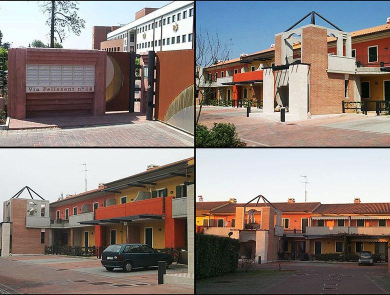 01 Studio Architetto Zanatta  - Residence Due Torri - Villorba Treviso