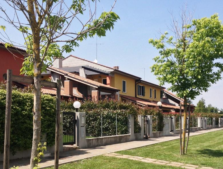 01 Studio Architetto Zanatta  - Residence Mandruzzato - Appartamenti a Treviso