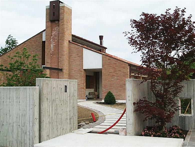 01 Studio Architetto Zanatta - Villa BA- Villorba Treviso