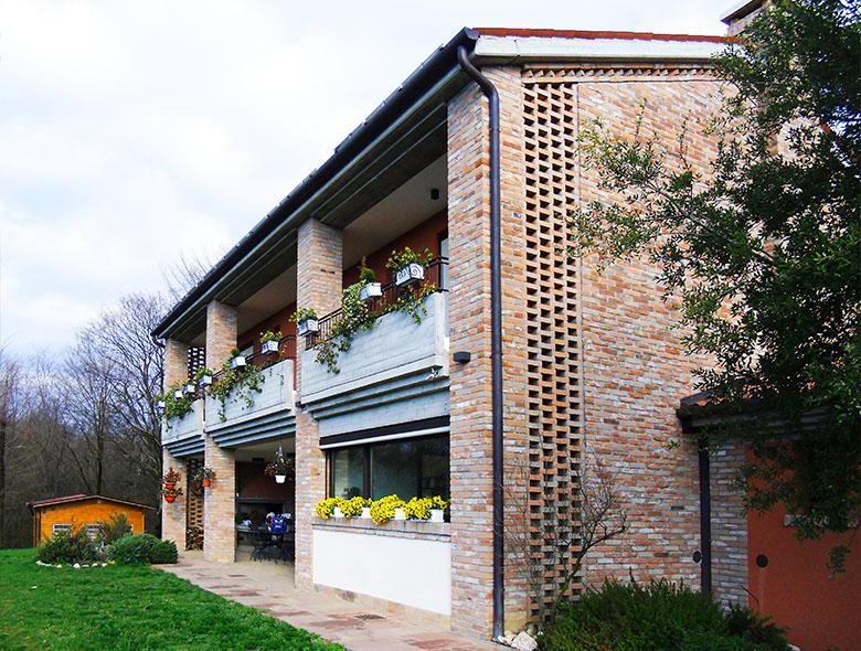 01 Studio Architetto Zanatta - Villa CG - Nervesa Treviso