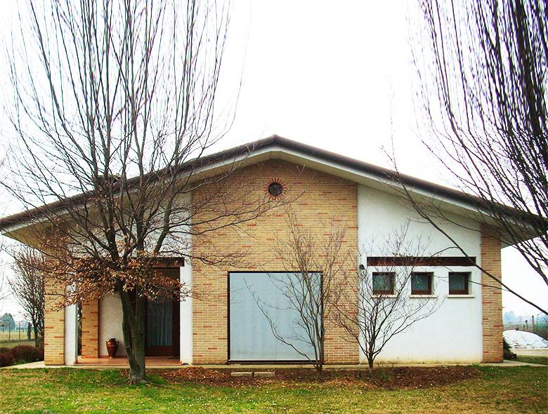 01 Studio Architetto Zanatta - Villa CR - Villorba Treviso