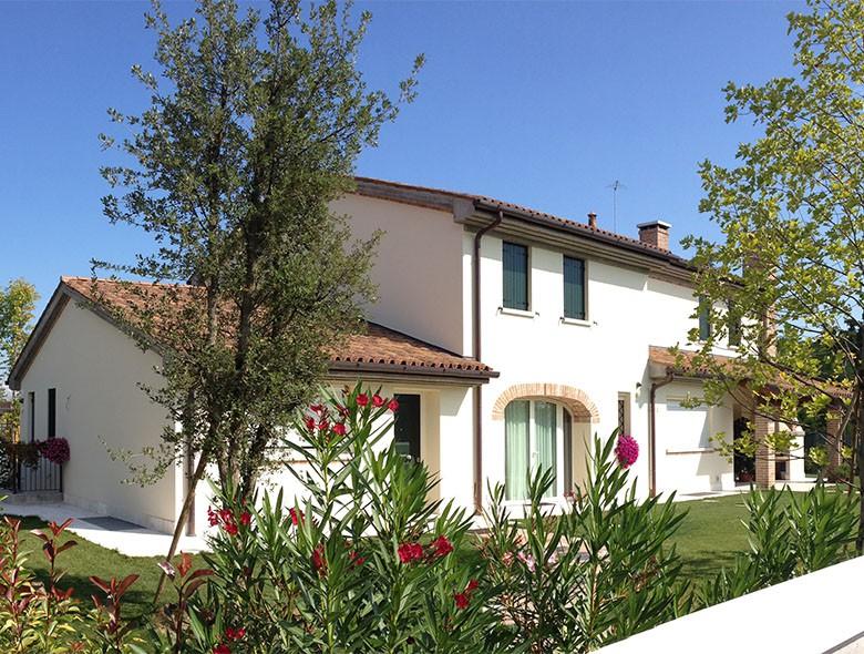 01 Studio Architetto Zanatta - Villa Classe A - Villorba Treviso