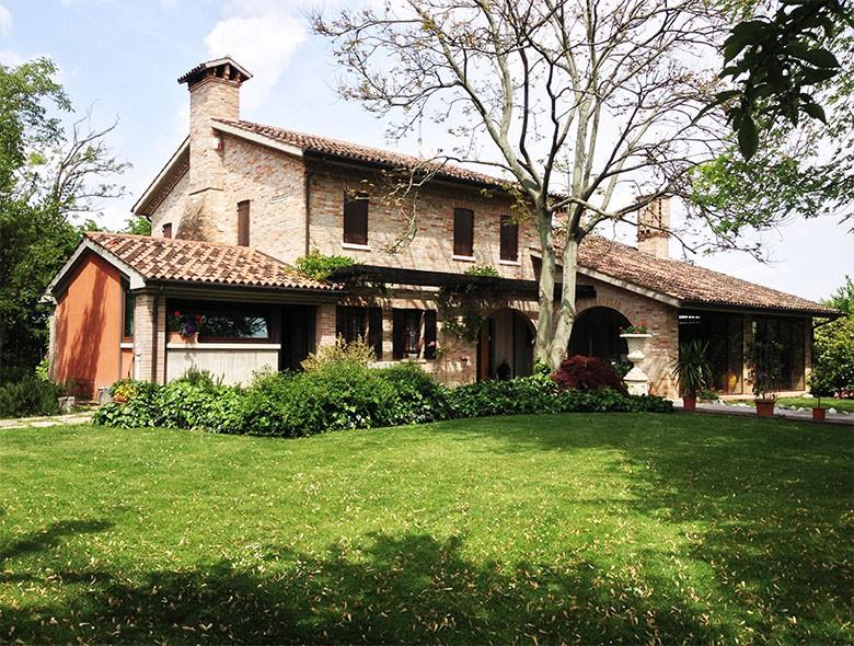01 Studio Architetto Zanatta - Villa Villorba Treviso