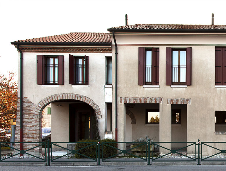 01 Studio Architettura Zanatta - la nostra sede - Villorba Via Trento 7