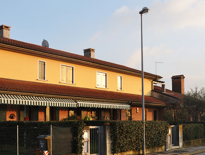 02 Studio Architetto Zanatta - Condominio Ambra B - Villorba Treviso