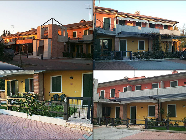 02 Studio Architetto Zanatta  - Residence Due Torri - Villorba Treviso