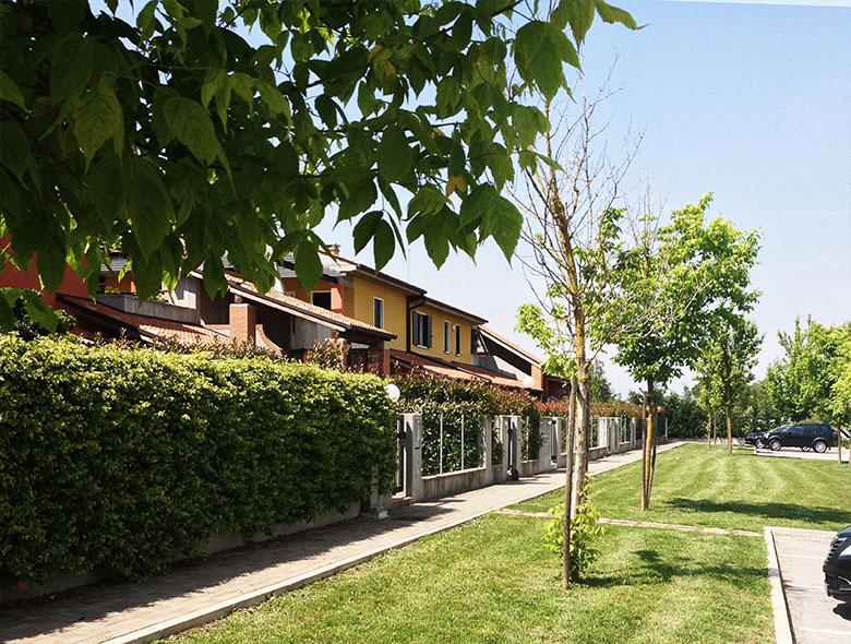 02 Studio Architetto Zanatta  - Residence Mandruzzato - Appartamenti a Treviso