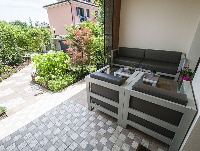 02 Studio Architetto Zanatta  - Residence Margherita - Case a Schiera
