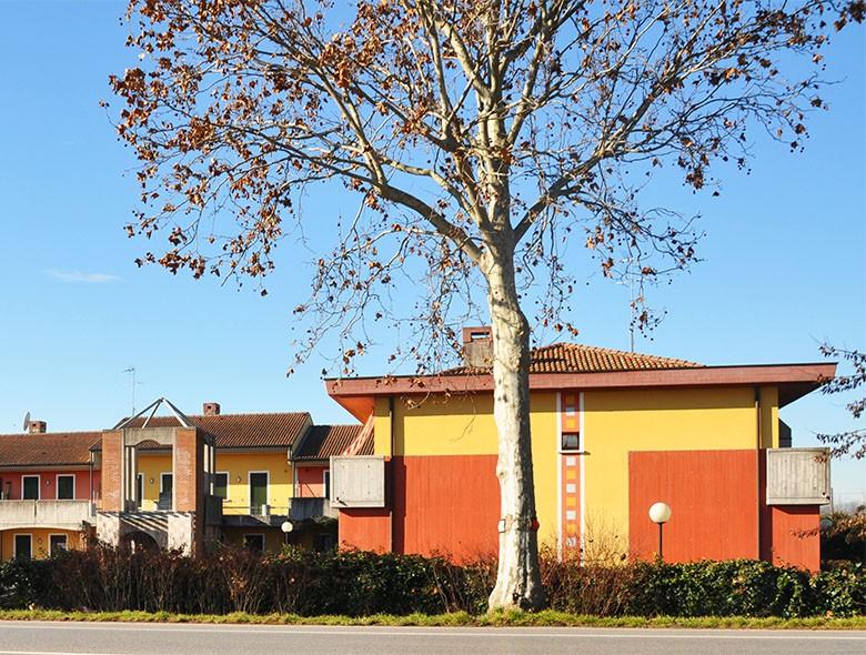 02 Studio Architetto Zanatta - Residence Multicolor - Villorba Treviso