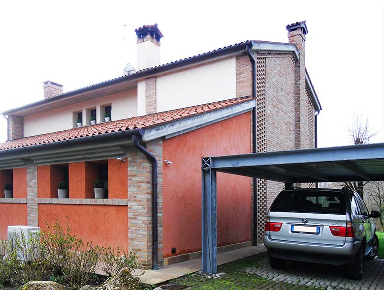 02 Studio Architetto Zanatta - Villa CG - Nervesa Treviso