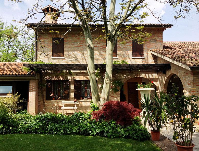 02 Studio Architetto Zanatta - Villa Villorba Treviso
