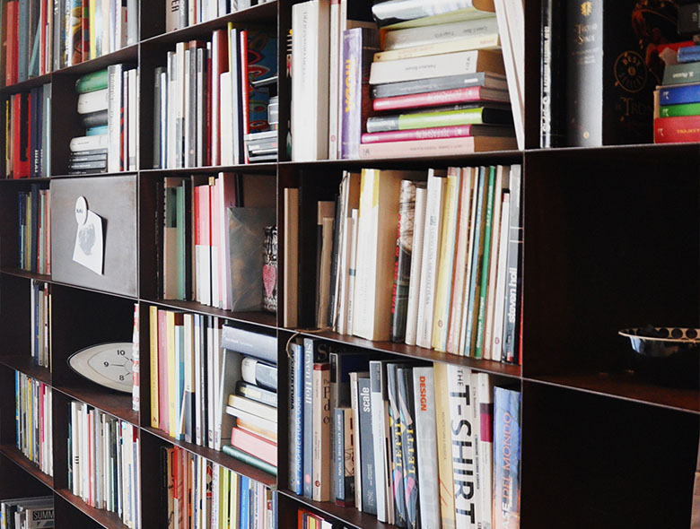 02 Studio Architettura Zanatta - Libreria Corten - Casa MZ