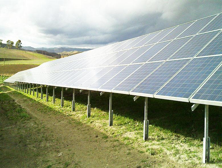 02 Studio Zanatta - Impianto fotovoltaico - Barrafranca