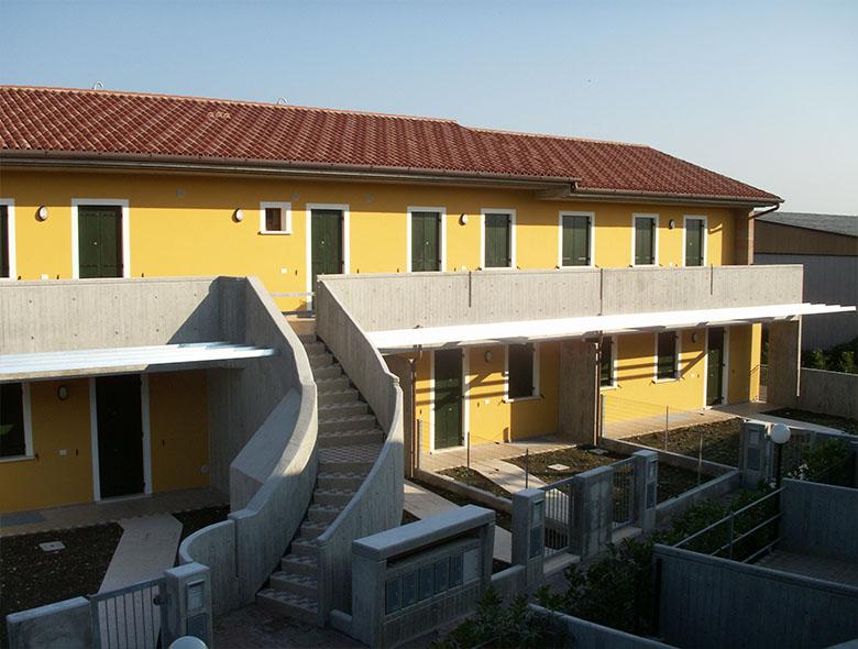 03 Studio Architetto Zanatta - Condominio Protect C - Villorba Treviso