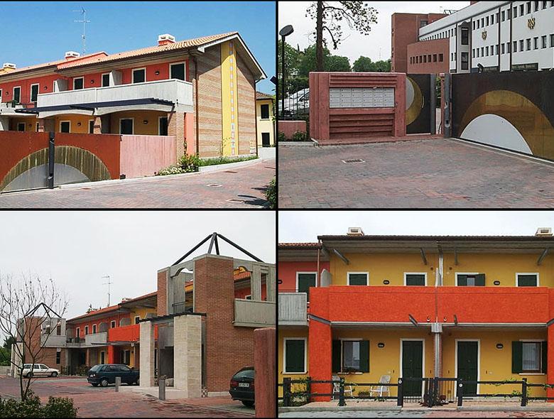 03 Studio Architetto Zanatta  - Residence Due Torri - Villorba Treviso