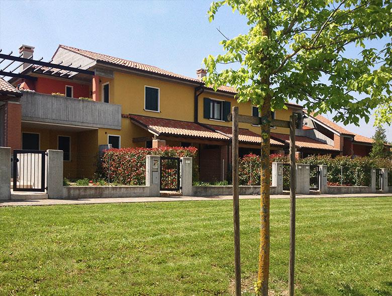 03 Studio Architetto Zanatta  - Residence Mandruzzato - Appartamenti a Treviso