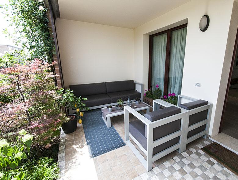 03 Studio Architetto Zanatta  - Residence Margherita - Case a Schiera