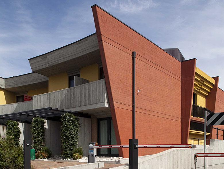 03 Studio Architettura Zanatta - Hotel Holiday La marca - Villorba - Treviso