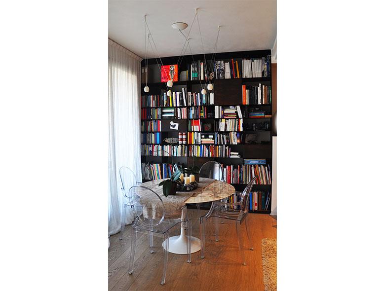 03 Studio Architettura Zanatta - Libreria Corten - Casa MZ