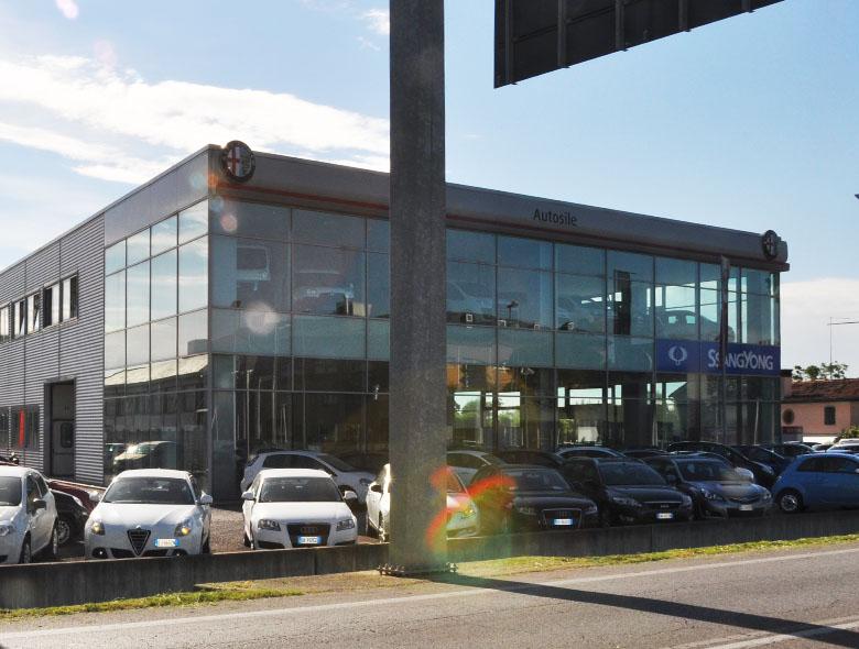 03 Studio Architettura Zanatta - Sede AUTOSILE - VILLORBA - Treviso