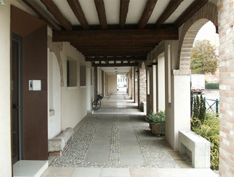 03 Studio Architettura Zanatta - la nostra sede - Villorba Via Trento 7