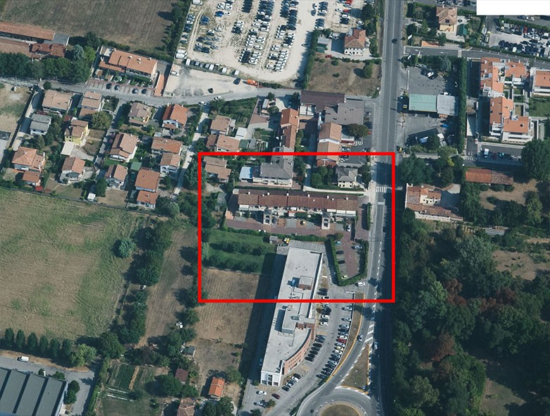 04 Studio Architetto Zanatta  - Residence Due Torri - Villorba Treviso
