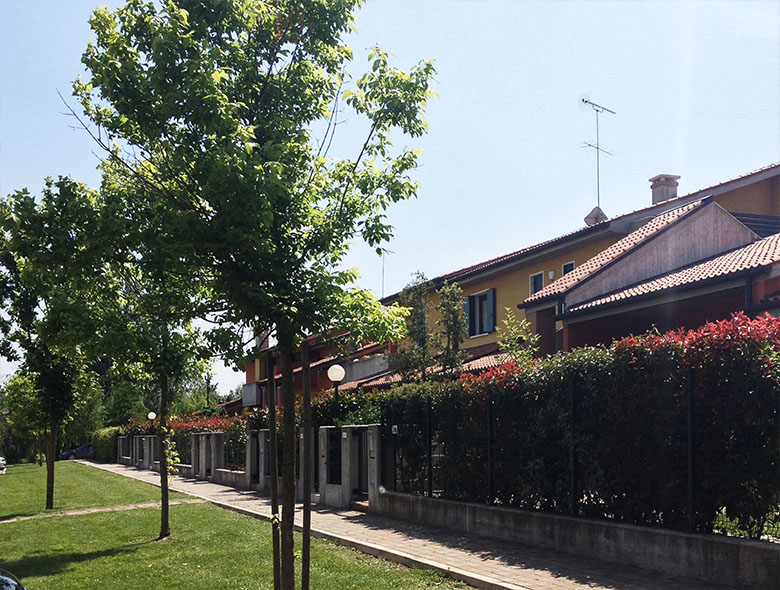 04 Studio Architetto Zanatta  - Residence Mandruzzato - Appartamenti a Treviso