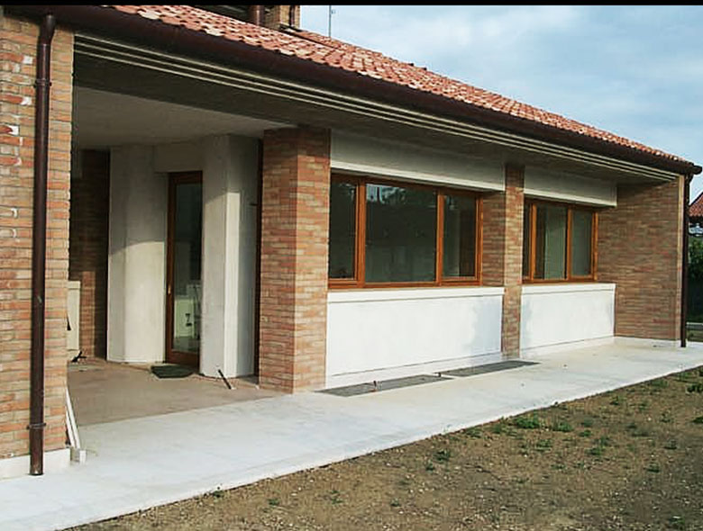 04 Studio Architetto Zanatta - Villa BA- Villorba Treviso