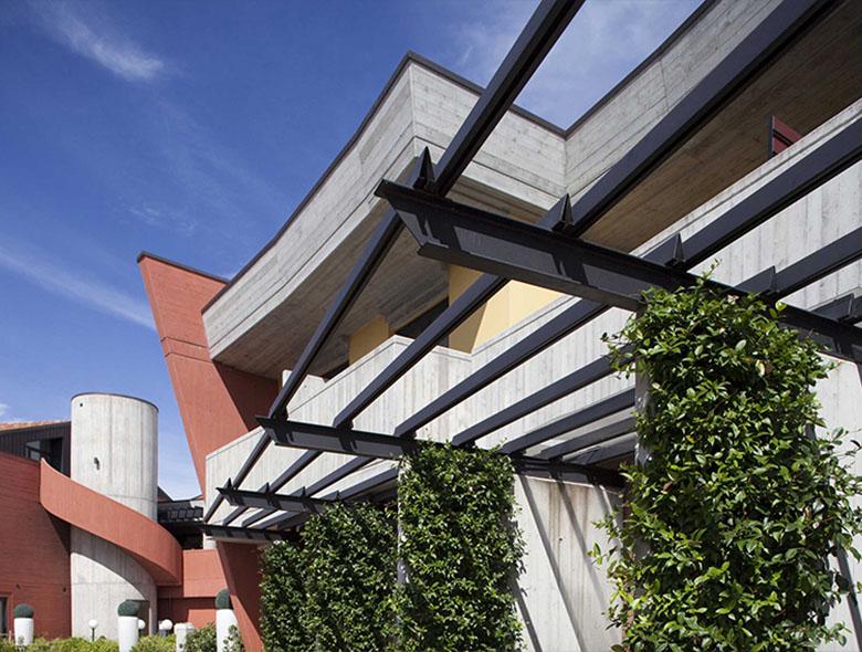 05 Studio Architettura Zanatta - Hotel Holiday La marca - Villorba - Treviso