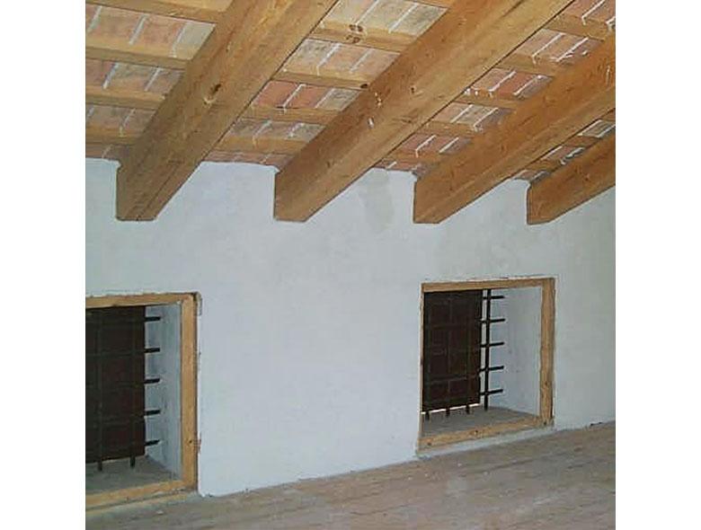 06 Studio Architetto Zanatta - Restauro Casa Singola CR2 - TREVISO
