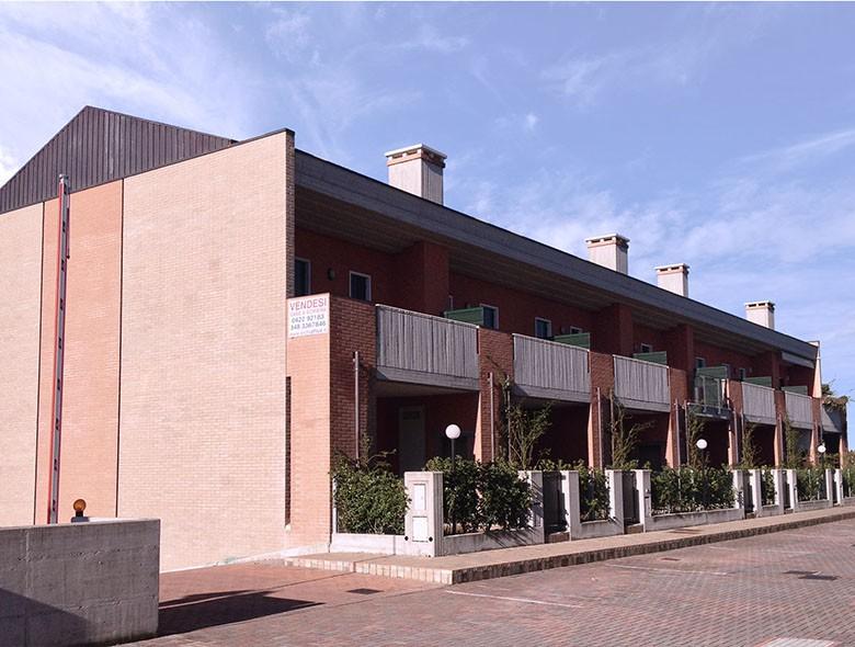 07 Studio Architetto Zanatta  - Residence Margherita - Case a Schiera