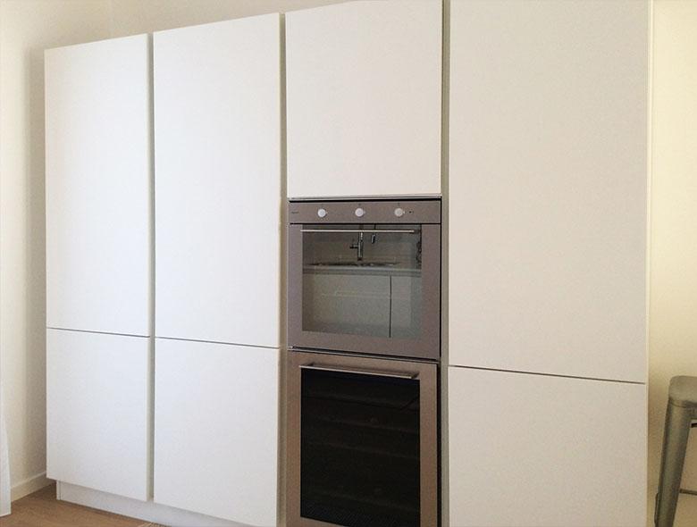 08 Studio Architetto Zanatta - Residence Cedro - Forn. Lotto 3 - Villorba Treviso