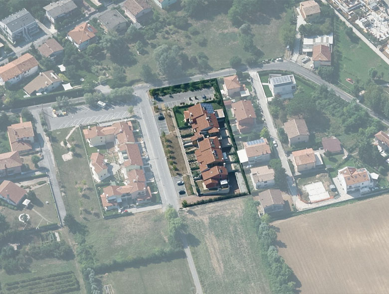 08 Studio Architetto Zanatta  - Residence Mandruzzato - Appartamenti a Treviso