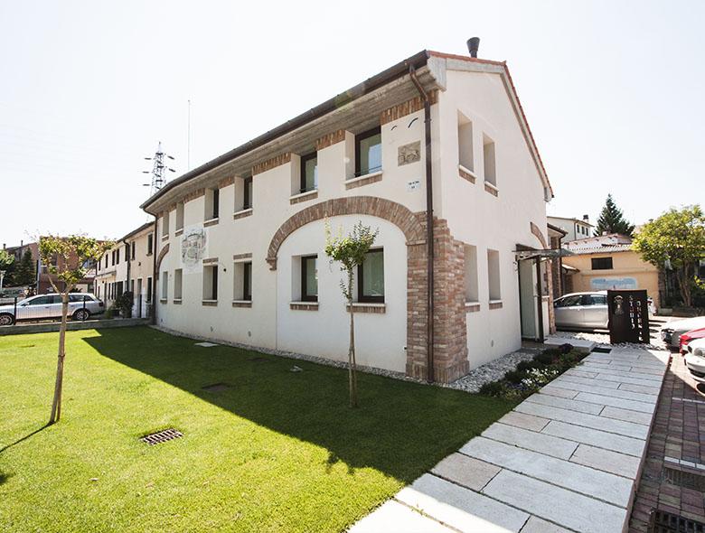 08 Studio Architettura Zanatta - Ufficio Associato Durante - Villorba Treviso