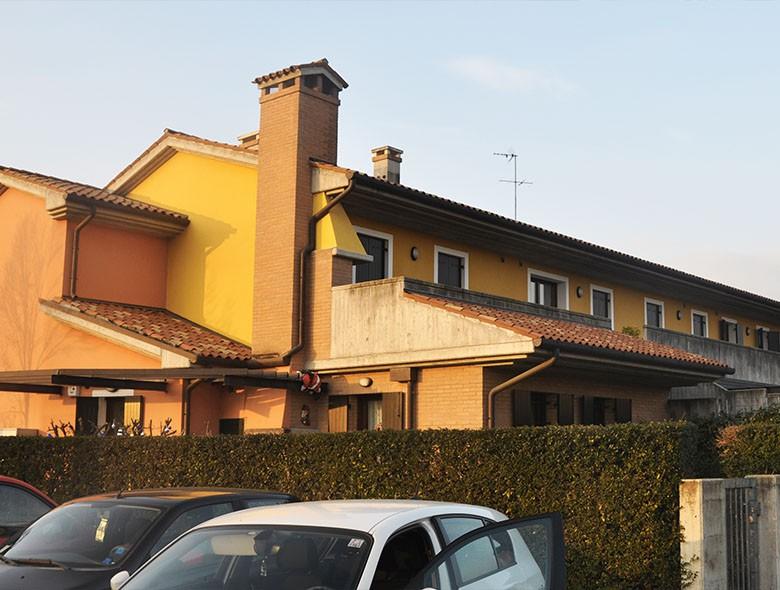 Studio Architetto Zanatta - Condominio dryma- Villorba Treviso