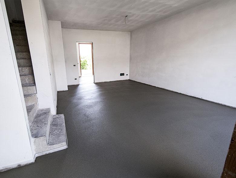 studio architettura zanatta - residence righetto - ville a schiera classe b - 08