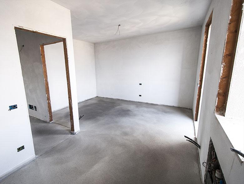 studio architettura zanatta - residence righetto - ville a schiera classe b - 09