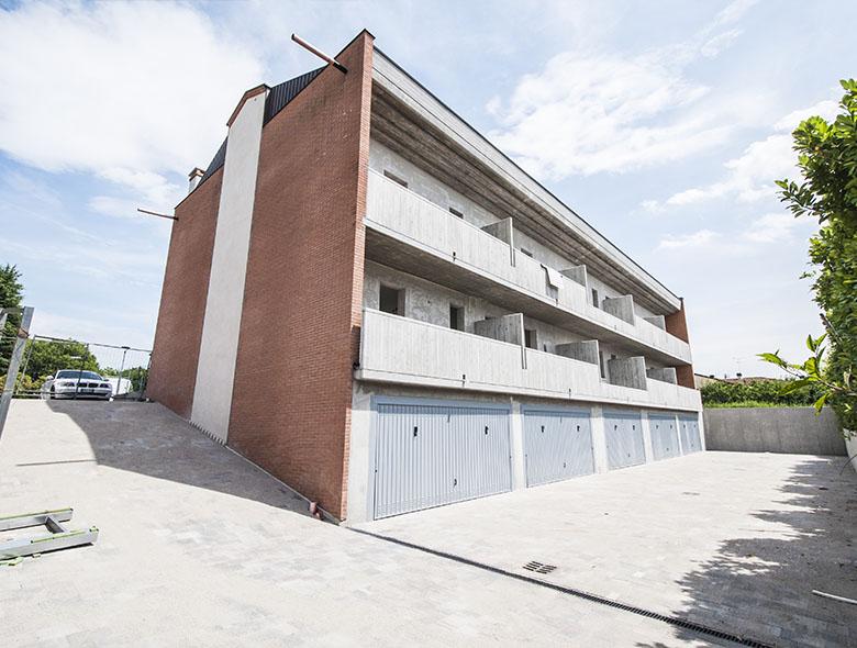 studio architettura zanatta - residence righetto - ville a schiera classe b - 14