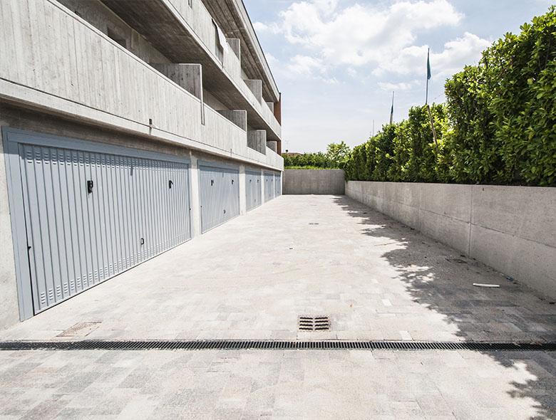 studio architettura zanatta - residence righetto - ville a schiera classe b - 15