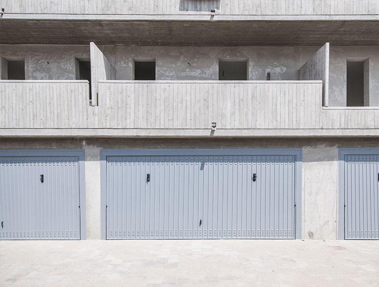 studio architettura zanatta - residence righetto - ville a schiera classe b - 16