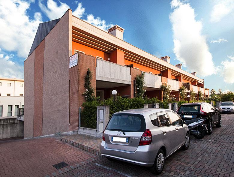 12 Studio Architetto Zanatta  - Residence Margherita - Case a Schiera