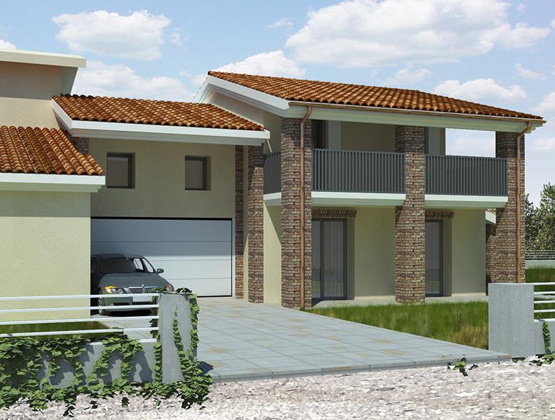 Villa GN - Studio Architettura Zanatta - Villorba TV 02