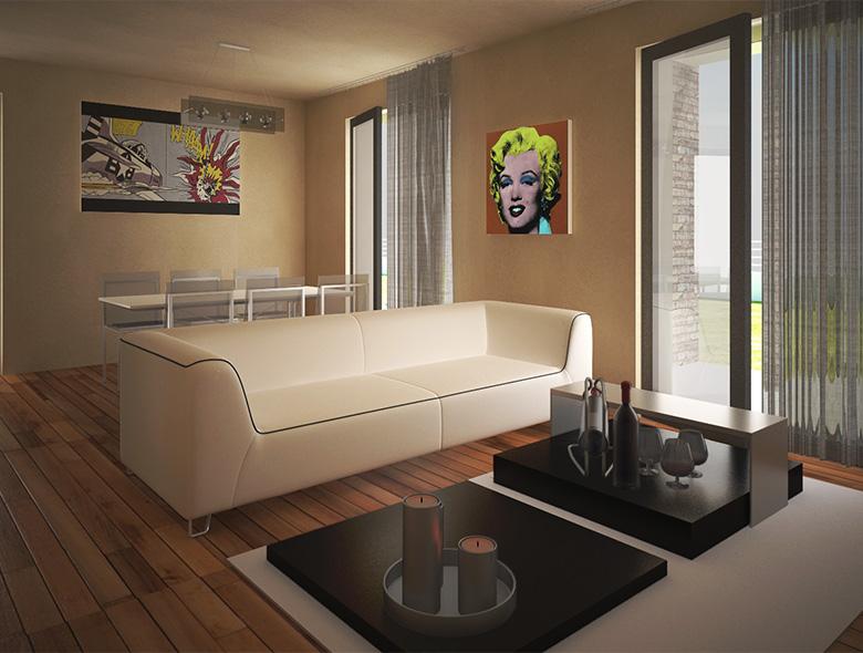 Villa GN - Studio Architettura Zanatta - Villorba TV 03
