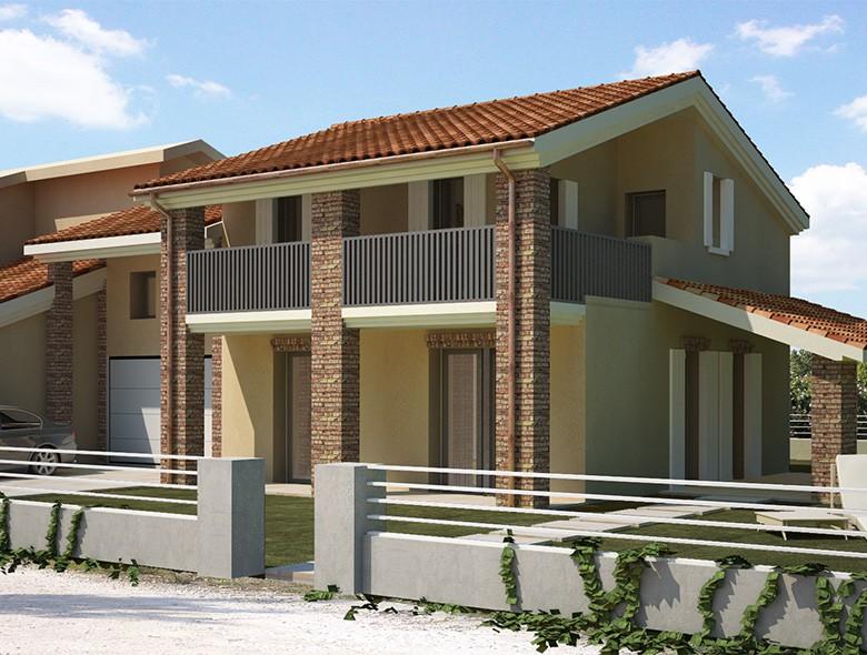 Villa GN - Studio Architettura Zanatta - Villorba TV